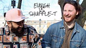 EURGH VS SHUFFLE-T | Don't Flop Rap Battle