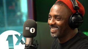 Idris Elba Plays His Top Reggae Tracks To Toddla T