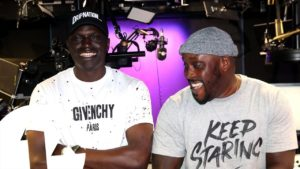 Joe Black – Voice Of The Streets Freestyle W/ Kenny Allstar on 1Xtra