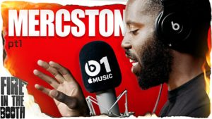 Mercston – Fire In The Booth