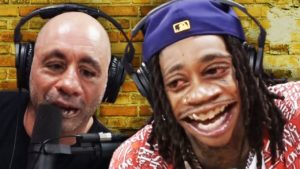 Wiz Khalifa LOSES 200 IQ with Joe Rogan