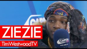 ZieZie on new music, his type, Fine Girl, Sensei, drip, UK scene – Westwood