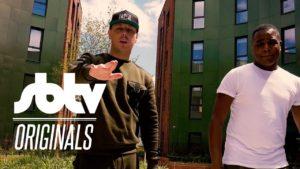 Black Jack UK X Squingy X Coley | Street Life [Music Video]: SBTV