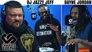 Crazy Mix Session with DJ Jazzy Jeff and Dayne Jordan | MOMENTS