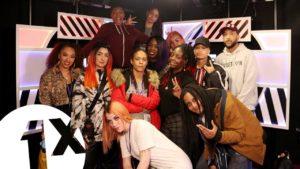 Female Allstars Team Takeover for DJ Target on 1Xtra