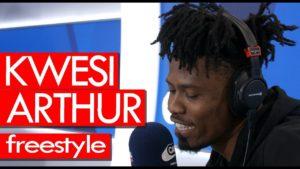 Kwesi Arthur hot freestyle SNAPS!! Westwood
