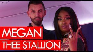 Megan Thee Stallion on Big Ole Freak, Tina Snow, Cash ****, H Town, UK shows, new music