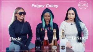 Paigey Cakey, Josh Denzel, Big Narstie  & more – Belaire It Out [S1:E3] | GRM Daily