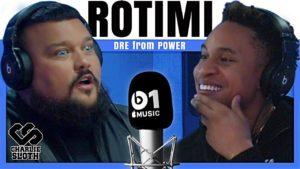 Rotimi talks New Music and drops a Power Season 6 Exclusive