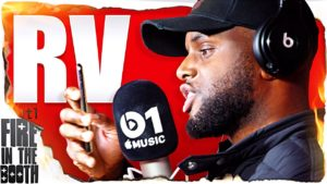 RV – Fire In The Booth