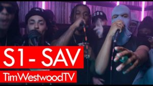 S1 & SAV #MostHated #MostWanted Crib Session – Westwood