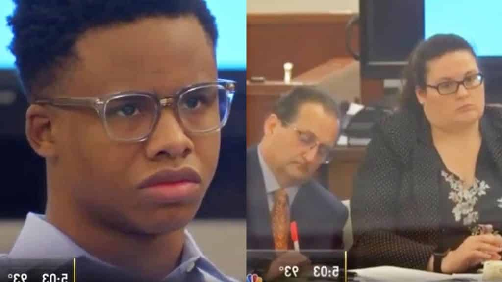 Tay K Pleads Guilty to Robbery in Court