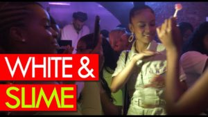 Tim Westwood Terrace Party – White & Slime wear affair!