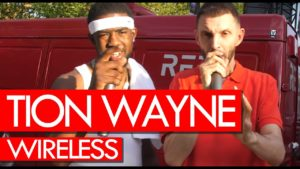 Tion Wayne on new project, drip, coming back with heat – backstage at Wireless
