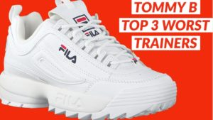 Tommy B : Top 3 WORST & Top 3 BEST Trainers | Trainer Game