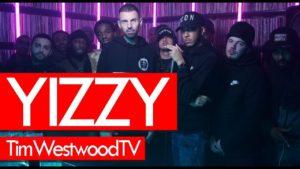 Yizzy Crib Session freestyle – Westwood