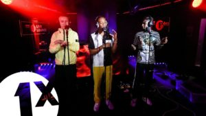 Young T, Bugsey ft. Aitch – Strike A Pose in BBC 1Xtra Live Lounge