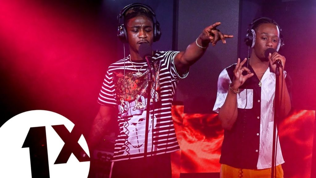 Young T & Bugsey – U Know What's Up (Donell Jones) for BBC 1Xtra