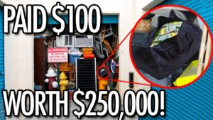 10 Unbelievable Discoveries In Storage Units
