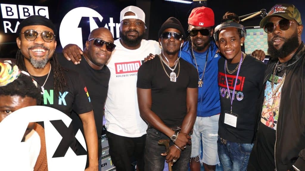 """1Xtra """"Famalay"""" – Skinny Fabulous and friends get the Carnival vibe started"""