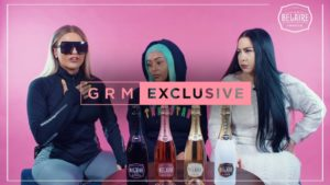 Aitch, Jammer & more discuss female artists being competitive – Belaire It Out [S1: E9] | GRM Daily