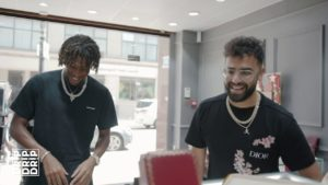 Alex Iwobi Gets Iced out Cuban chain + more – #Drip Ep.9 | Link Up TV