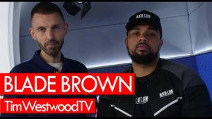 Blade Brown on Bags & Boxes 4, drill, Giggs, street sound, drip – Westwood