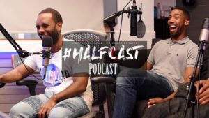 Can White People Tell Black Jokes? || Halfcast Podcast