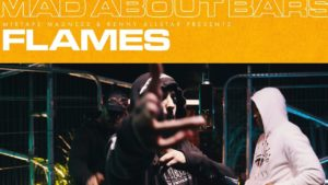 Flames – Mad About Bars w/ Kenny Allstar [S4.24] | @MixtapeMadness