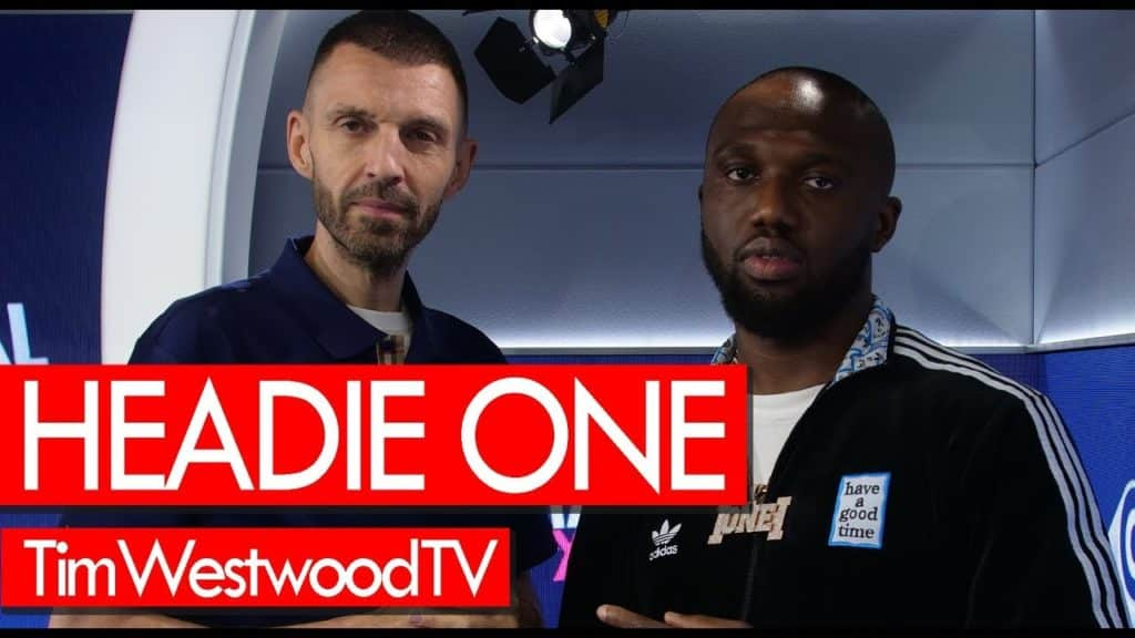 Headie One on Music X Road, burning a Range, OFB, drill, impact of 18 HUNNA – Westwood