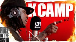 K Camp – Fire In The Booth