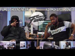 Karma Zone2 | Studio With Fumez | S2 EP6 | Talks fresh home, drill music, going baitface + more