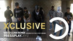 L Hefs – Weed Lean (Remix) ft. Skengdo X S1 X Tkay MadMax X Tizzy X Brandz [Music Video]