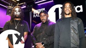 LD & Dimzy (67) – Voice Of The Streets Freestyle W/ Kenny Allstar on 1Xtra