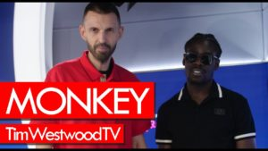 Monkey (67) on Wild N Loose mixtape, 67, Chicago, drill, success across Europe – Westwood