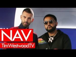 Nav on new music, Fortnite, Young Thug, answers fan questions, London show – Westwood
