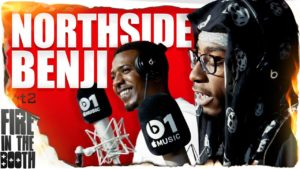 NorthSideBenji – Fire In The Booth pt2