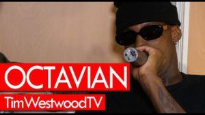Octavian on A$AP Rocky & Sweden, new album, Travis Scott, Louis Vuitton at Afro Nation