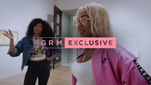 Paigey Cakey and Geko get inspired at Tate | GRM Daily