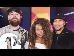 Rudimental ft. MORGAN – 'Mean That Much' in the 1Xtra Live Lounge