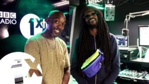 Runkus drops a Freestyle for Seani B on 1Xtra