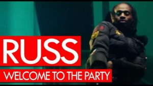 Russ – Welcome To The Party (Honey Party remix) WORLD PREMIERE on Westwood