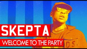 Skepta Welcome To The Party (Pop Smoke remix) WORLD PREMIER on Westwood!