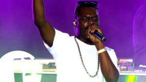 Sneakbo performs for 1Xtra Summer in Ibiza 2019