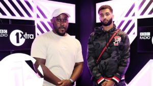 Aystar – Voice Of The Streets Freestyle W/ Kenny Allstar on 1Xtra