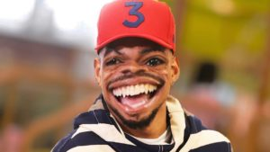 Chance the Rapper Won't Stop Talking about his Wife