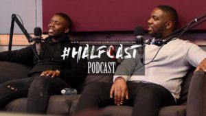 Cooking vs Deliveroo???    Halfcast Podcast