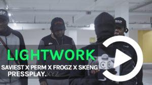 #CT Saviest X Perm X Frogz X Skeng – Lightwork Freestyle | Pressplay