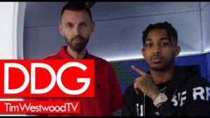 DDG on blogging success, doing music, new album, Givenchy – Westwood