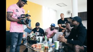 In The Works (Ep.2) – The Listening Party (Behind The Scenes)